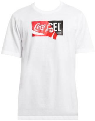 Diesel Coco Cola Graphic T-Shirt
