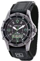 Kahuna Men's Watch K5V-0004G with Black Rip Strap