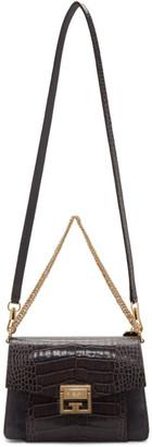 Givenchy Grey Small GV3 Bag