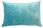 Blissliving Home Mexico City Collection Feliz Leather Velvet Reversible Pillow