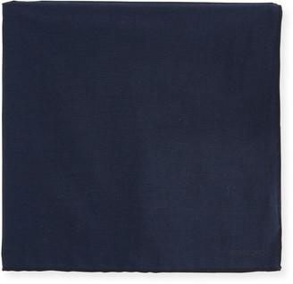 Tom Ford Men's Solid Silk Pocket Square