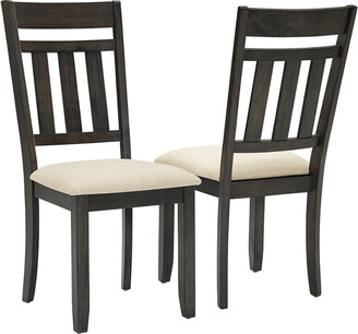 Crosley Hayden 2Pc Dining Chair Set