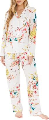 Plum Pretty Sugar Floral Pajamas