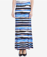 Long Striped Maxi Skirt - ShopStyle