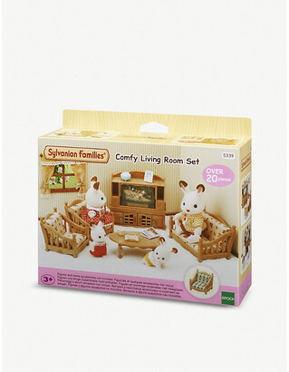 Sylvanian Families Comfy Living Room toy set