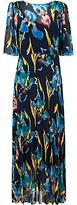 LK Bennett L.K.Bennett Silk Desiree Floaty Dress, Multi