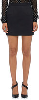 Barneys New York Women's Twill Miniskirt