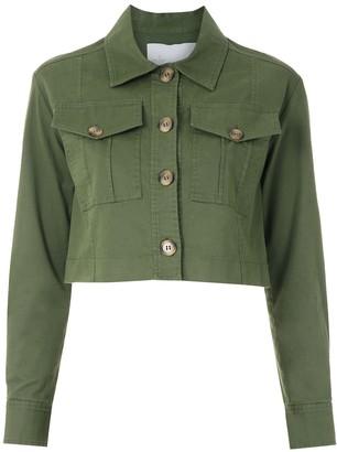 Cecil Nk Pistol cropped jacket