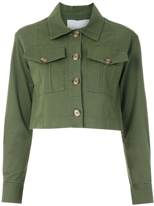 Cecil Pistol cropped jacket