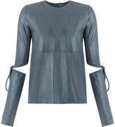 Andrea Bogosian - leather top - women - Leather - G