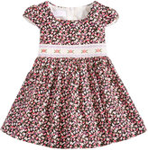Bonnie Baby Floral-Print Smocked Dress, Baby Girls (0-24 months)