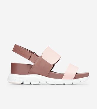Cole Haan ZERGRAND Wedge Sandal