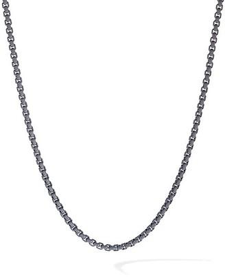 David Yurman Chain Box-Link Necklace