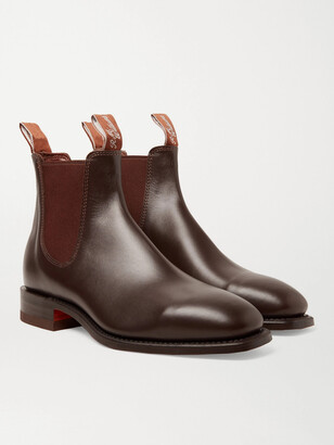 R.M. Williams R.M.Williams Craftsman Leather Chelsea Boots