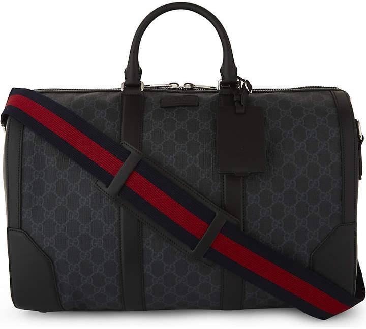 7e2edce220e Canvas And Leather Luggage - ShopStyle