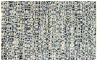 Dash & Albert Jewel Jute Rug - Blue 5'x8'