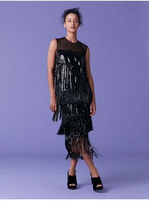 dcf82feae52 Diane von Furstenberg Sequin Dresses - ShopStyle