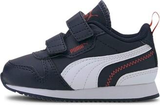 Puma unisex child R78 Sneaker