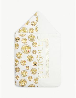 Versace Kids Medusa emoji sleeping bag