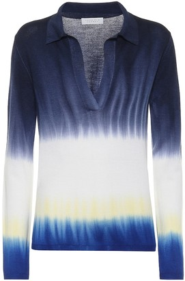 Gabriela Hearst Elaine cashmere and silk sweater