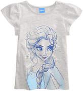 Disney Disney's Frozen T-Shirt, Little Girls