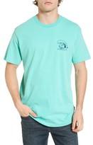 Billabong Men's Snacks & Shacks Graphic T-Shirt
