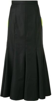 Natasha Zinko Long Godet Skirt