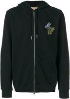 Burberry Beasts motif hoodie - men - Cotton - S