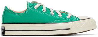 Converse Green Chuck 70 OX Sneakers