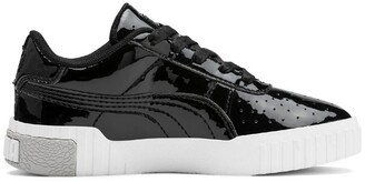 Puma Kids Cali Patent PS Trainers