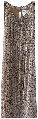 Chanel Multicolour Silk Dresses