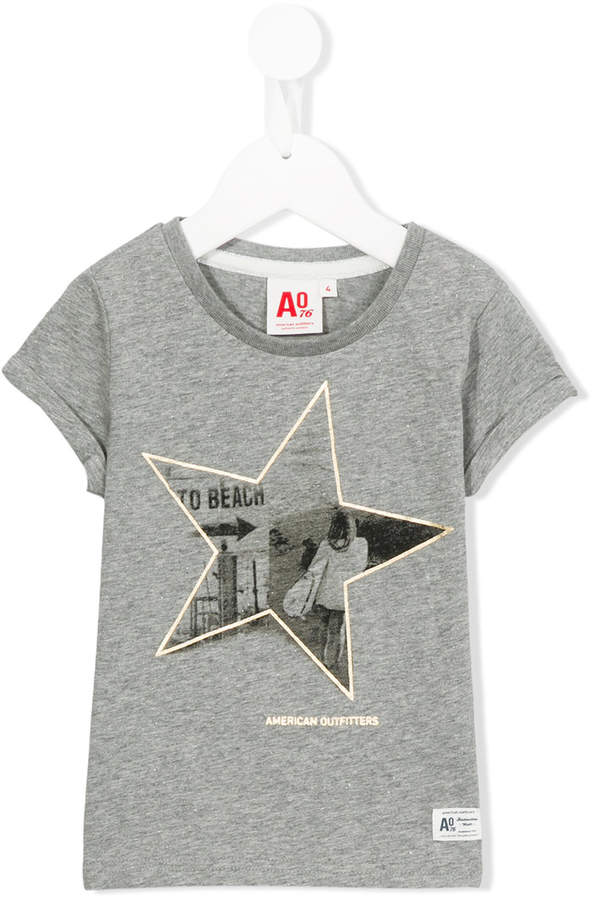 American Outfitters Kids star print T-shirt