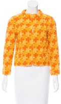 Marc Jacobs Wool Mélange Jacket