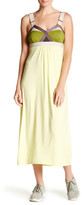 VPL V-Neck Breaker Maxi Dress