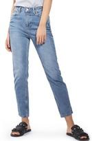 Topshop Women's Orson Slim Fit Jeans