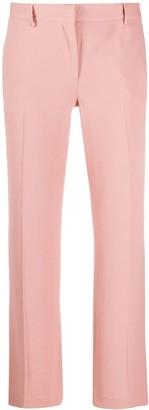 L'Autre Chose slim-fit cropped trousers