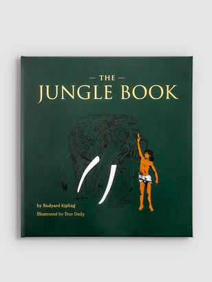 Graphic Image The Jungle Book Genuine Leather