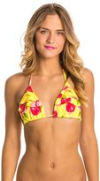 Body Glove Roses Are Yellow Simply Fun Triangle Top 8112474