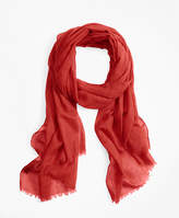 Brooks Brothers Wool Oblong Scarf