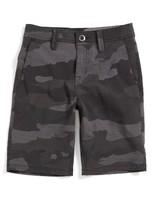 Volcom Boy's Surf N' Turf Hybrid Shorts