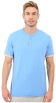 Kenneth Cole Reaction Henry Neck T-Shirt