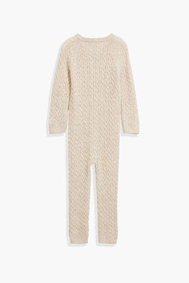 Country Road Cable Knit Jumpsuit