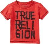 True Religion Little Boys 2T-7 Short-Sleeve Chalk Tee