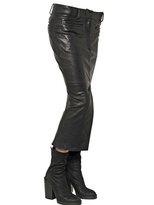 Haider Ackermann Nappa Leather Pencil Skirt