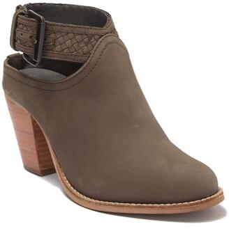 Crevo Eva Leather Ankle Boot