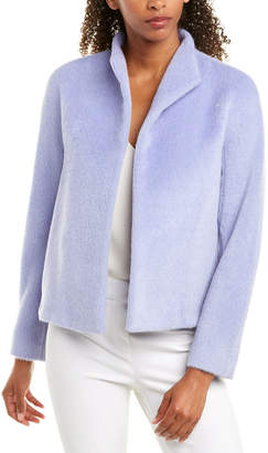 Escada Alpaca & Wool-Blend Jacket