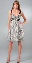 Ragazza Printed Chiffon Dress