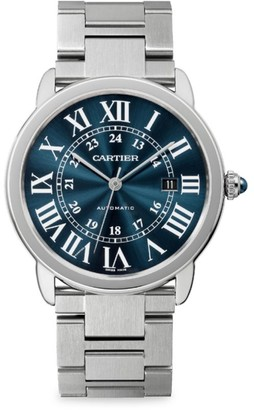 Cartier Ronde Solo de Stainless Steel Bracelet Watch