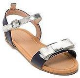 Tommy Hilfiger Big Girl's Bow Toe Sandal