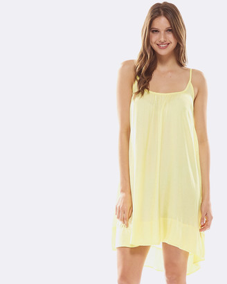 Deshabille Belagio Dress Yellow